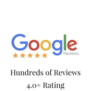 5 star Google Reviews from valued Promar Exteriors Customers